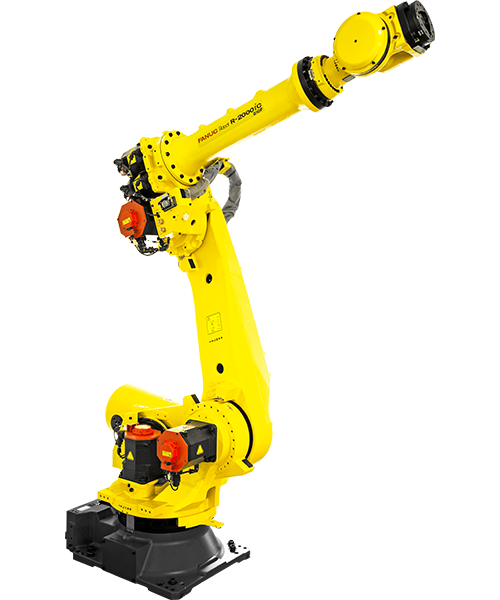 The FANUC R-2000iC robot is a multi-purpose inteligent robot based on FANUC's years of experiences and renowned technology.