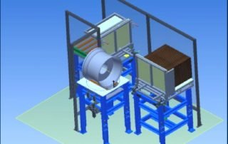3d Model of automation cell