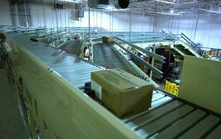 Hytrol Conveyor Integration - Sortation