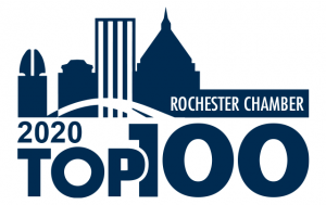 Adaptec Solutions ranks #2 on Rochester Chamber Top 100 Fastest Growing Privately Owned Businesses for 2020